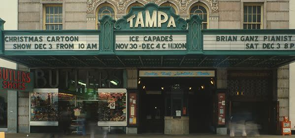 Things to do in Tampa - Tampa Theatre