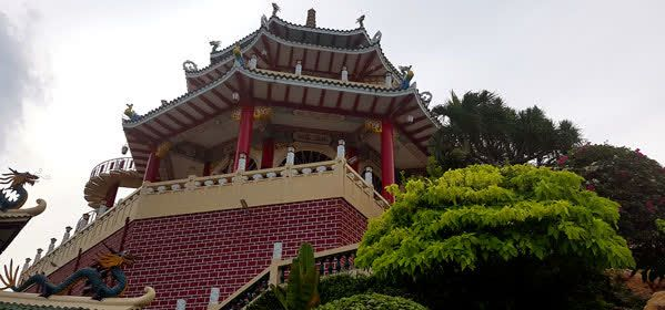 Things to do in Cebu - Taoist Temple