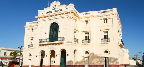 Things to do in Santa Clara - Teatro La Caridad