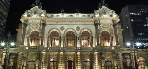Things to do in São Paulo - Teatro Municipal (City Theater)