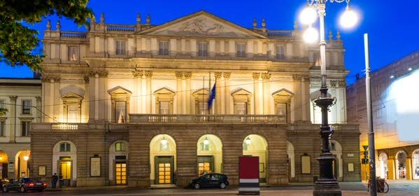Things to do in Milan - Teatro alla Scala