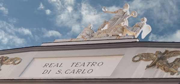 Things to do in Naples - Teatro di San Carlo