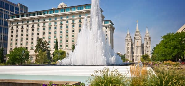 Things to do in Salt Lake City - Temple Square