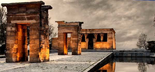 Things to do in Madrid - Temple of Debod