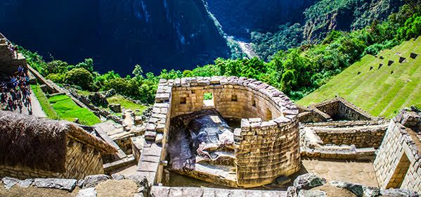 Things to do in Machu Picchu - Temple of the Sun