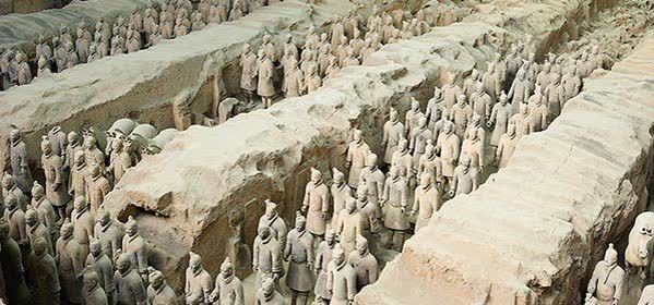 Things to do in Xi'an - Terracota Army