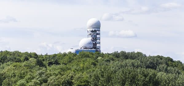 Things to do in Berlin - Teufelsberg