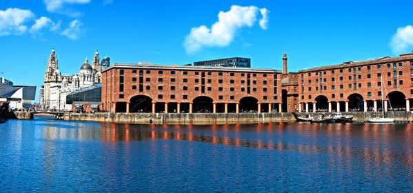 Things to do in Liverpool - The Albert Dock