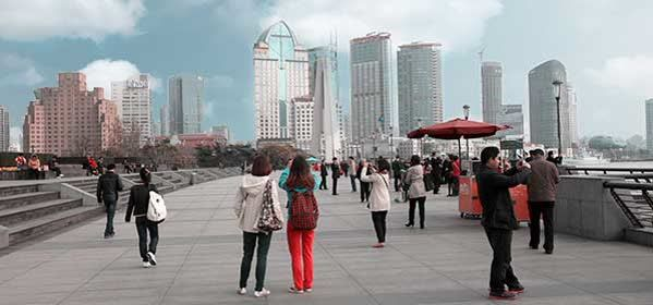 Things to do in Shanghai - The Bund