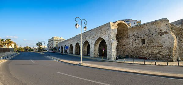 Things to do in Heraklion (Crete) - The City Walls