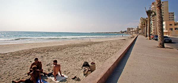 Things to do in Tyre - The Corniche