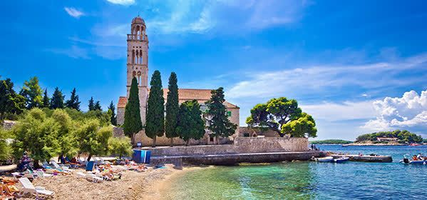 Things to do in Hvar  - The Franciscan monastery