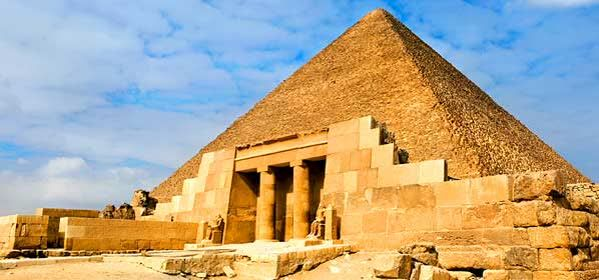 Things to do in Giza - The Great Pyramid of Giza