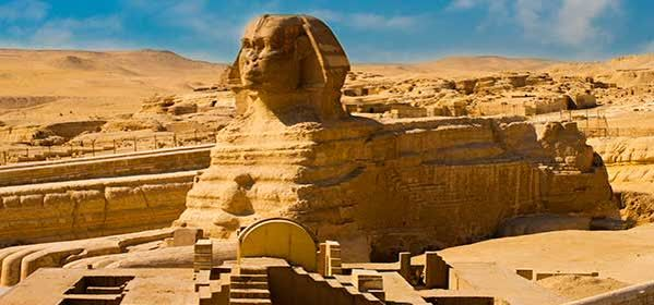 Things to do in Giza - The Great Sphinx