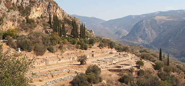 Things to do in Delphi - The Gymnasium