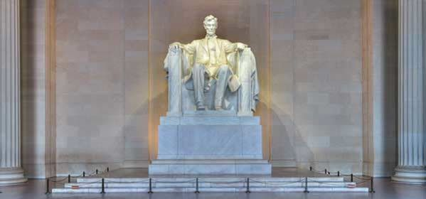 Things to do in Washington DC - The Lincoln Memorial