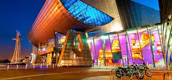 Things to do in Manchester - The Lowry