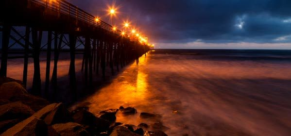 The Oceanside Pier