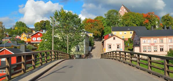 Things to do in Porvoo - The Old Bridge