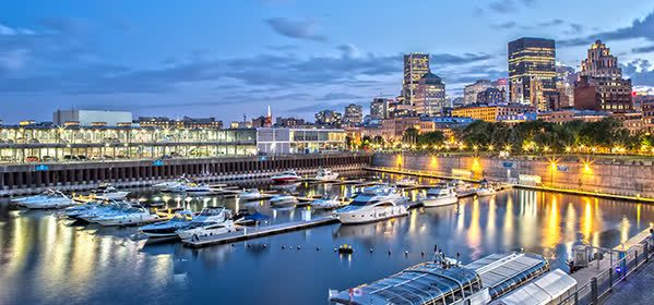 Things to do in Montreal - The Old Port