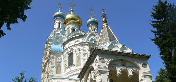 Things to do in Karlovy Vary - The Orthodox Church of St. Peter and Paul
