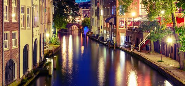 Things to do in Utrecht - The Oudegracht