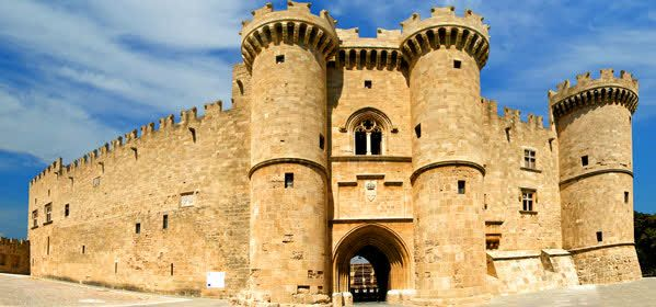 Things to do in Rhodes - The Palace of the Grand Master of the Knights of Rhodes