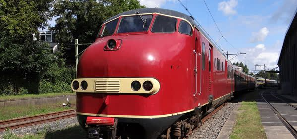 Things to do in Utrecht - The Railway Museum