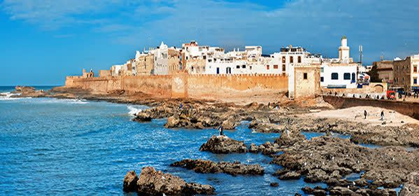 Things to do in Essaouira - The Ramparts