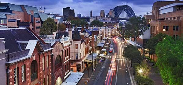 Things to do in Sydney - The Rocks