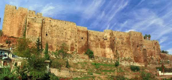 The Saint Gilles Fortress Tripoli