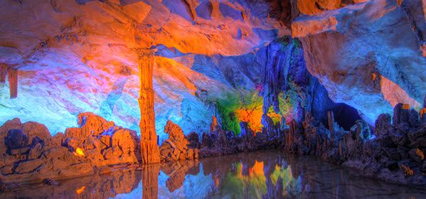 Things to do in Guilin - The Seven Star Cave and Park