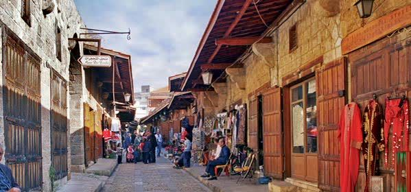 Things to do in Byblos - The Souk