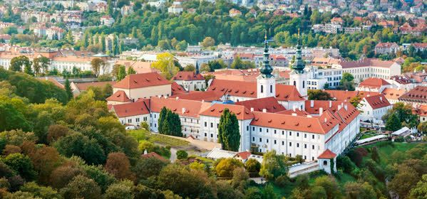 Things to do in Prague - The Strahov Monastery