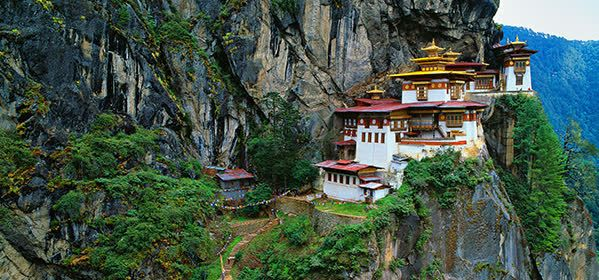 Things to do in Tibet - The Tiger's Nest