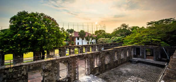 Things to do in Manila - The Walled City of Intramuros