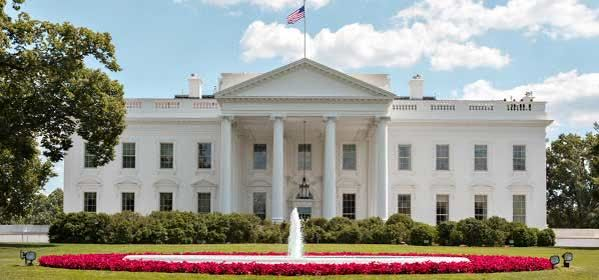 Things to do in Washington DC - The White House