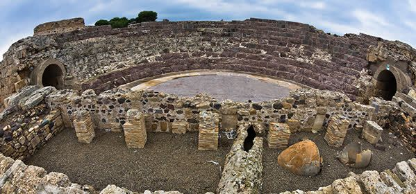 Things to do in Sardinia Island - The ruins of the ancient city of Nora