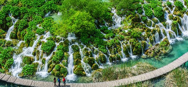 Things to do in Plitvice Lakes National Park - The upper lakes