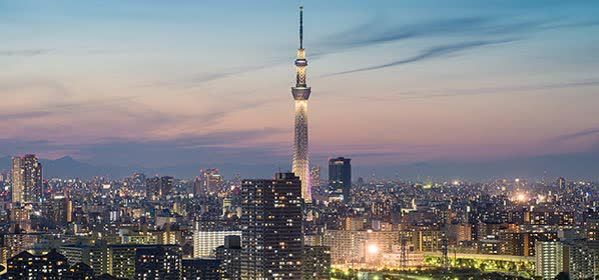 Things to do in Tokyo - Tokyo Skytree