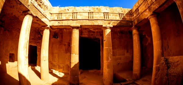 Things to do in Paphos - Tombs of the Kings