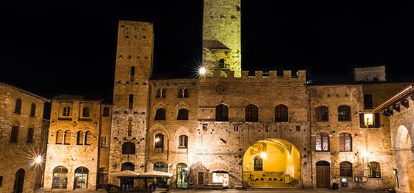 Things to do in San Gimignano - Torre Rognosa