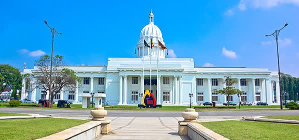 Things to do in Colombo - Town Hall, Colombo