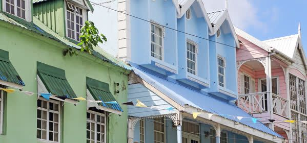 Things to do in Castries - Traditional Buildings