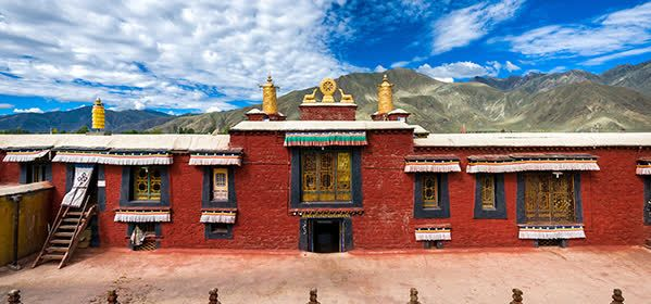 Things to do in Tibet - Tradruk Temple