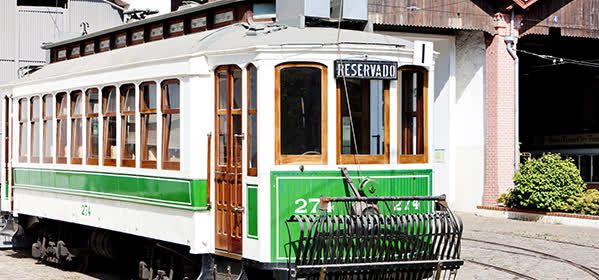Things to do in Porto - Transportation Museum