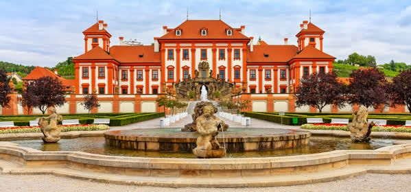 Things to do in Prague - Troja Palace and gardens