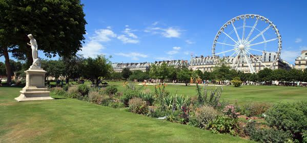 Things to do in Paris - Tuileries Garden