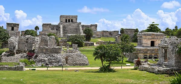 Things to do in Cancun - Tulum Ruins