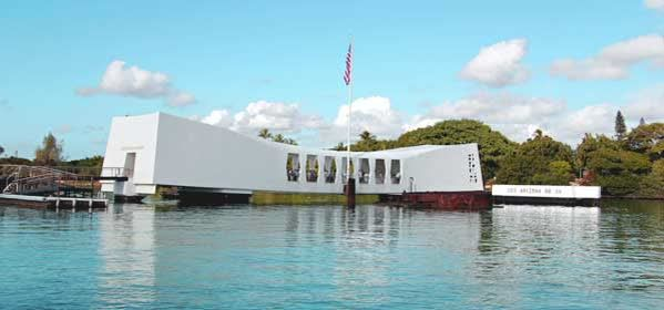 Things to do in Honolulu - USS Arizona Memorial